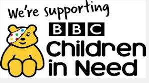 Non uniform day to raise money for Children in Need